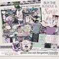 Gone But Not Forgotten Bundle by JoCee Designs