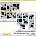 Cindy's Layered Templates -This is Spring and Easter Bundle by Cindy Schneider