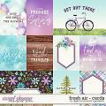 Fresh Air | Cards by Digital Scrapbook Ingredients