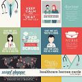 Healthcare Heroes Cards by LJS Designs