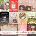 Little Pets Hamster Cards by lliella designs