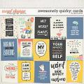 Awesomely Quirky: Cards by Erica Zane