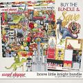 Brave Little Knight: Bundle by Grace Lee and JoCee Designs