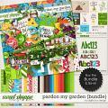 Pardon My Garden {Bundle} by Digilicious Design