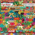 Fiesta Mexicana by Clever Monkey Graphics