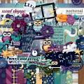 Nocturnal {Kit} by Digilicious Design