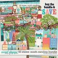 50 States: South Carolina Bundle by Kelly Bangs Creative