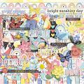 Bright Sunshiny Day Kit by Studio Basic and Traci Reed