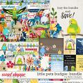 Little Pets Budgie Bundle by lliella designs