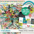 Happy Heart Bundle by Studio Basic and The Nifty Pixel
