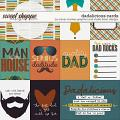 Dadalicious Cards by Clever Monkey Graphics and Studio Basic Designs