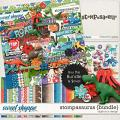 Stompasaurus {Bundle} by Digilicious Design