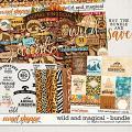 Wild And Magical Bundle by Digital Scrapbook Ingredients