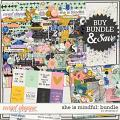 She is mindful: bundle by Amanda Yi