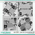 Cindy's Layered Templates - Set 250: Just for Journaling 26 by Cindy Schneider