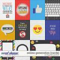 Online generation {cards} by Blagovesta Gosheva