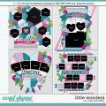 Cindy's Layered Templates - Little Wonders by Cindy Schneider