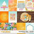 Sunshiny Day | Cards by Digital Scrapbook Ingredients