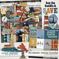 50 States: Maine Bundle by Kelly Bangs Creative