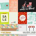 One Click Cards by Studio Basic and WendyP Designs