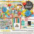 Summertime Celebrations: Collection + FWP by River Rose Designs