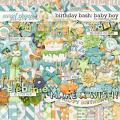 Birthday Bash: Baby Boy {Kit} by Digilicious Design