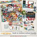 Back to (online) School Bundle by JoCee Designs