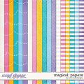 Magical: Papers by River Rose Designs