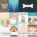 Pup pup hooray - cards by WendyP Designs