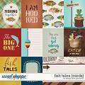 Fish Tales {cards} by Blagovesta Gosheva