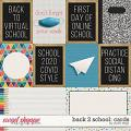 Back 2 School: CARDS by Studio Flergs