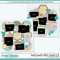 Cindy's Layered Templates - Half Pack 292: Tack It 2 by Cindy Schneider