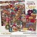 Autumnal Bundle by JoCee Designs