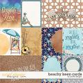 Beachy Keen Cards by JoCee Designs