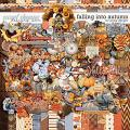 Falling into Autumn by JoCee Designs