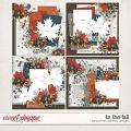 In the Fall Layered Templates by Southern Serenity Designs