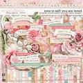 Note To Self: You Are Loved Kit by Kristin Cronin-Barrow & Studio Basic