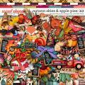 autumn skies & apple pies kit: simple pleasure designs by jennifer fehr