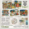 Happy Camper Mega Bundle by LJS Designs