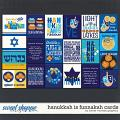 Hanukkah is Funnakah Cards by Clever Monkey Graphics