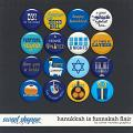 Hanukkah is Funnakah Flair by Clever Monkey Graphics