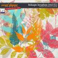 Foliage Brushes {Vol 01} by Christine Mortimer