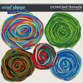 CU Twirled Threads by Clever Monkey Graphics
