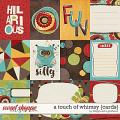 A Touch of Whimsy {cards} by Blagovesta Gosheva