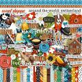 Around the world: Switzerland by Amanda Yi & WendyP Designs