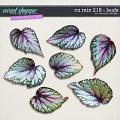 CU Mix 218 - leafs by WendyP Designs