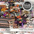 a little scary bundle: simple pleasure designs by jennifer fehr