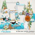 At the Zoo: Arctic Clusters by Meagan's Creations