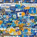 The Hanukkah Song by Clever Monkey Graphics