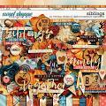 Siblings by Digital Scrapbook Ingredients & WendyP Designs